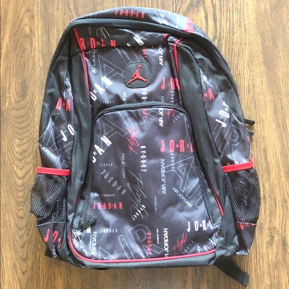 Air Jordan Jumpman Unisex Backpack Laptop Bag f51a421b28513